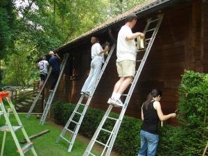 MFC Belgium Cabin
